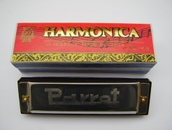 Parrot HD10 C dur fkacia harmonika