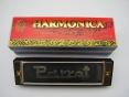 Parrot HD10 C dur fúkacia harmonika