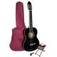 Valencia CG1K-BK klasická gitara s príslušenstvom