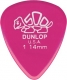 Dunlop Delrin Standard 1.14 mm trsátko