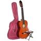 Valencia CG1K-NA klasická gitara s príslušenstvom