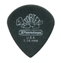 Dunlop Tortex Black Pitch Jazz 1.14 mm trsátko