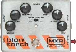 MXR M181 Blow Torch Distortion basgitarový efekt