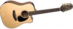 Takamine G Dreadnought EG345C 12-strunová elektroakustická gitara