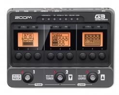 Zoom G3 gitarový multiefekt