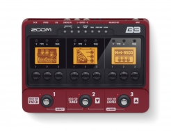 Zoom B3 basgitarový multiefekt