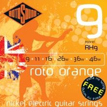 Rotosound RH9 Roto Orange 09-46 struny pre elektrickú gitaru