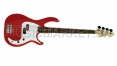 Peavey Milestone Transparent Red